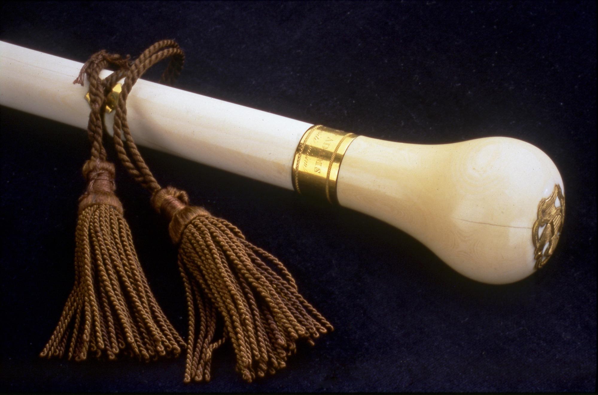 Julius Pratt ivory