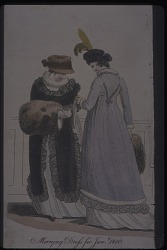 Morning Dress for Jan.y 1800