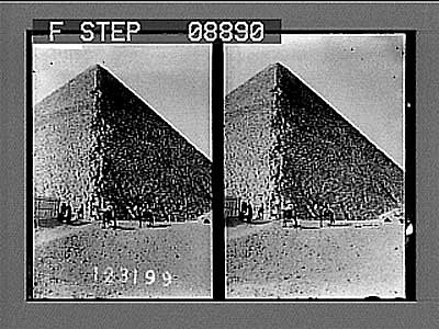 images for Pyramids. 951 Photonegative