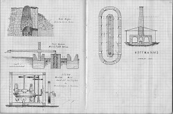 J. Parker Snow, Sketch Book Number 2, [notebook]
