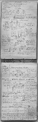 Frank P. Sheldon data book [notebook]