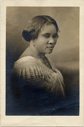 Madam C. J. Walker as An Inventor