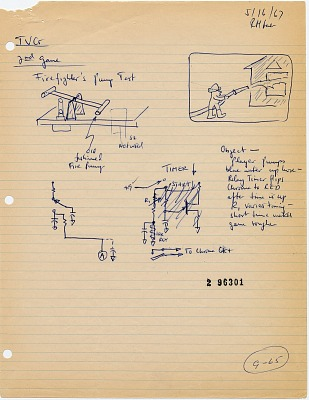 Ralph H. Baer Papers · SOVA on universal odyssey, philips odyssey, maganavox odyssey, ralph baer odyssey,