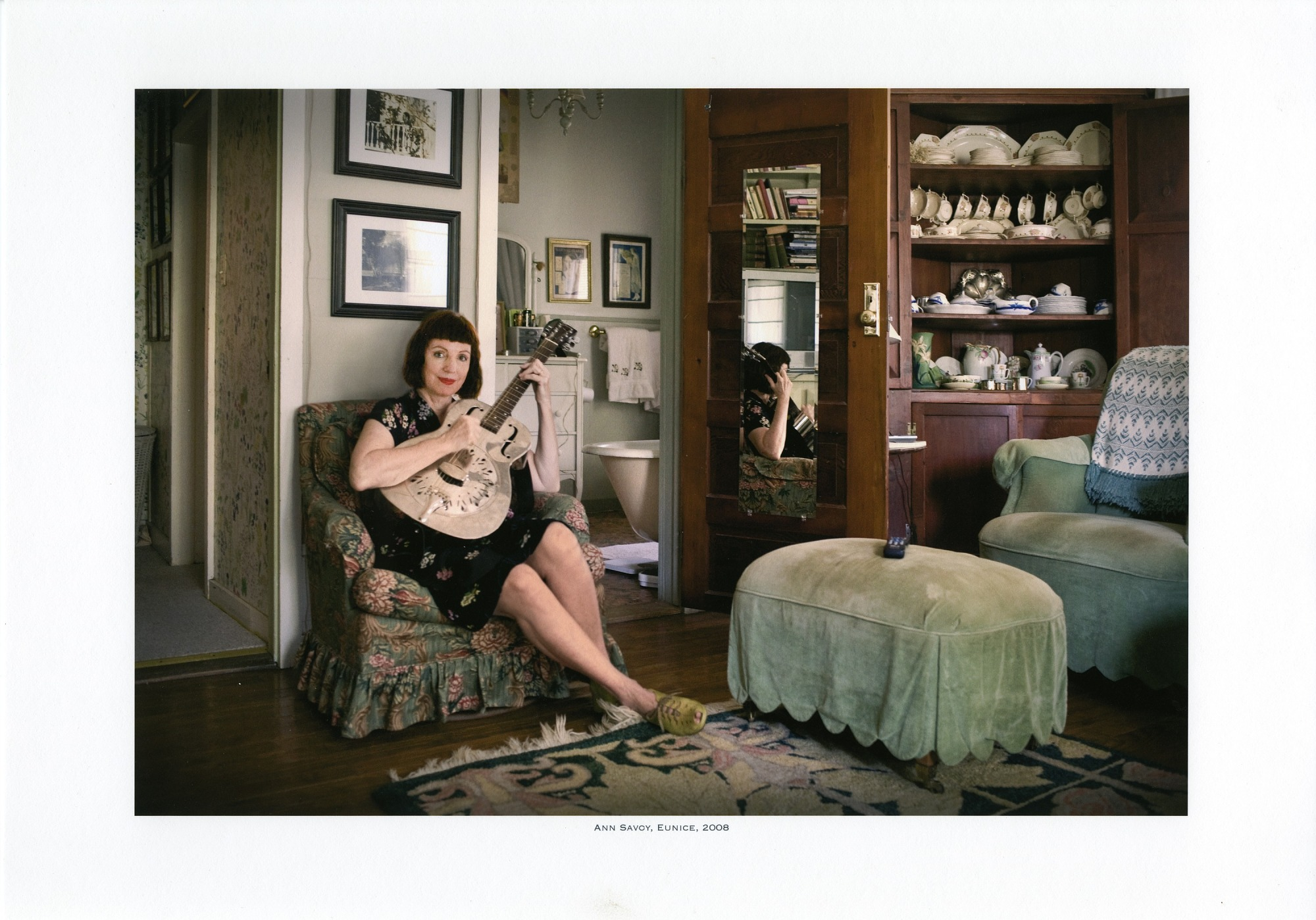 images for Ann Savoy, Eunice Louisiana, 2008 color digitial inkjet photoprint
