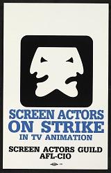 Screen Actors on Strike