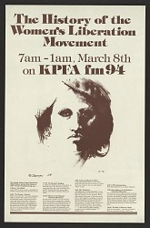 The History of the Women's Liberation Movement