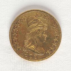 10 Dollars, United States, 1800