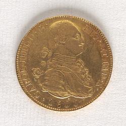 8 Escudos, Bolivia, 1800
