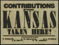 Contributions for Kansas