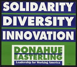 Solidarity / Diversity / Innovation