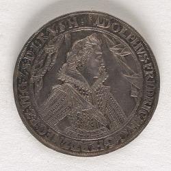 2 Thalers, Mecklenburg - Schwerin, Holy Roman Empire, 1613