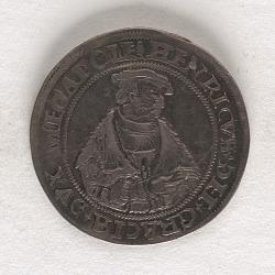 1 Thaler, Mecklenburg, Germany, 1540