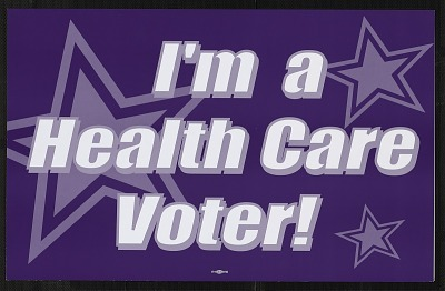 I'm a Health Care Voter!
