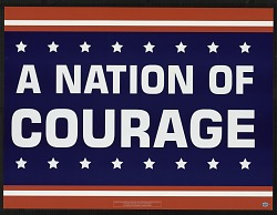 """A Nation of Courage"""
