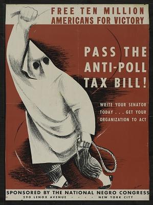 Pass the Anti-Poll Tax Bill