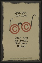 Join the National Writers Union