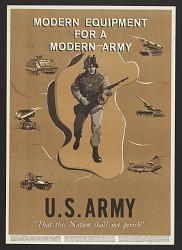 Modern Equipment for a Modern Army