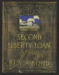 """... Second Liberty Loan of 1917: Buy A Bond"""