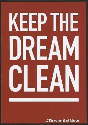 Keep the Dream Clean