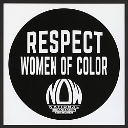 Respect Women of Color