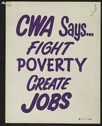 Fight Poverty, Create Jobs