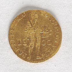 1 Ducat, Batavian Republic, 1800