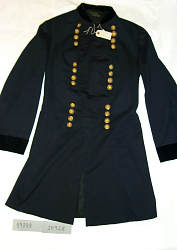 US Army Officer's Frock Coat worn by William Tecumseh Sherman