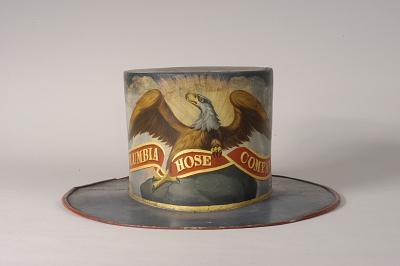 Columbia Hose Company Fire Hat