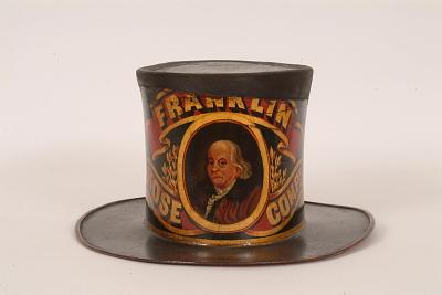 Franklin Hose Company Fire Hat