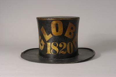 Globe Fire Company Fire Hat