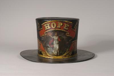 Hope Hose Company Fire Hat