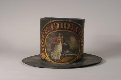 Hope Fire Company Fire Hat