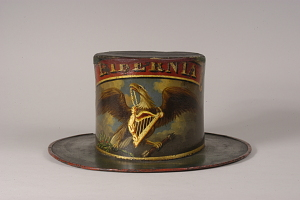images for Hibernia Fire Company Fire Hat-thumbnail 1