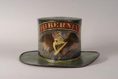 Hibernia Fire Company Fire Hat