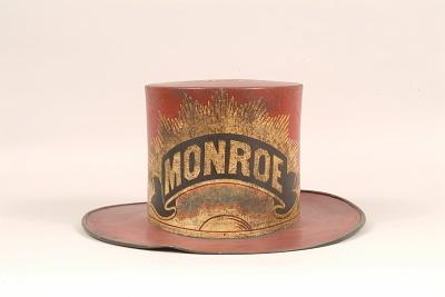 Monroe Fire Company Fire Hat