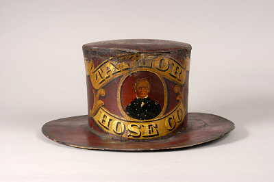 Taylor Hose Company Fire Hat