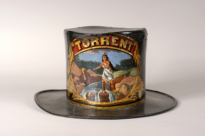 Torrent Fire Company Fire Hat