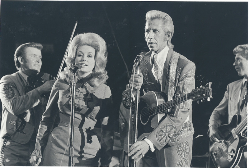 Image for Dolly Parton and Porter Wagoner