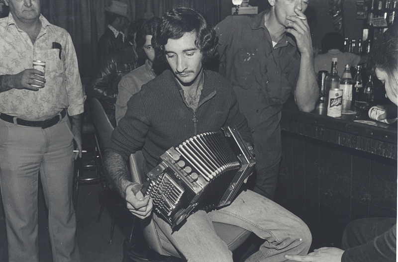 Image for Accordian Player, Louisiana