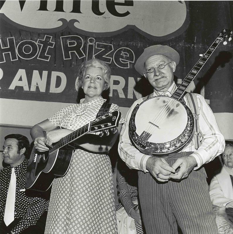 Image for Grandpa Jones and Ramona Jones