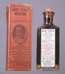 Baby Percy Medicine or Dr. McDonald's Celebrated Prescription