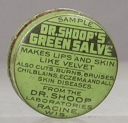 Image result for Dr. Shoop's Green Salve