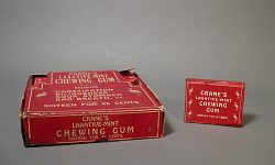 Crane's Laxative Mint Chewing Gum