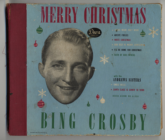 images for sound recording ill be home for christmas faith of our - Bing Crosby I Ll Be Home For Christmas