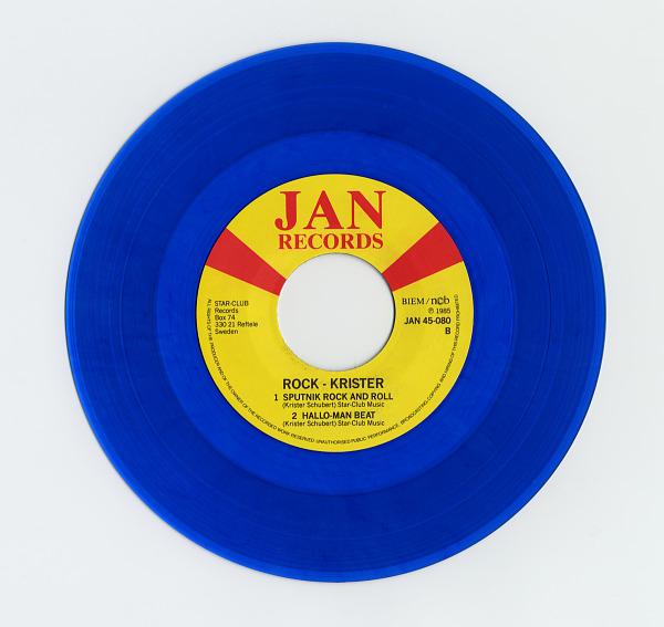 "Image 1 for Sound Recording, ""Sputnik Rock and Roll,"" performed by Rock-Krister"