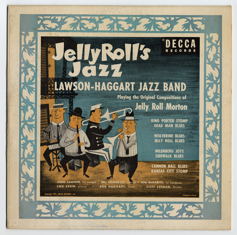 Image 1 for Jelly Roll's Jazz