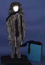 Wig from Grizabella costume used in the musical Cats
