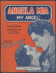 """""""Angela Mia (My Angel)"""""""