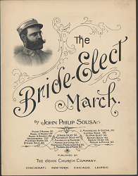 """The Bride Elect March"""
