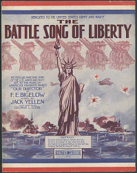 """The Battle Song of Liberty"""